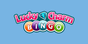 Deposit 10£, Get 20£ in bingo bonus + 20 bonus spins + spin the Lucky Charm Wheel, 1st deposit bonus
