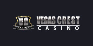 VEGAS CREST CASINO GIVES 100 FREE SPINS AND $2500 IN CASINO BONUS