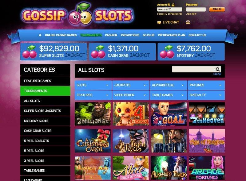 Gossio Slots