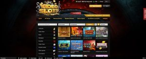 Slots at Videoslots - Screenshot
