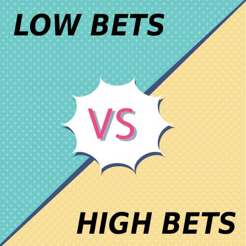 Casino.help Guide – High VS low bets | Slots