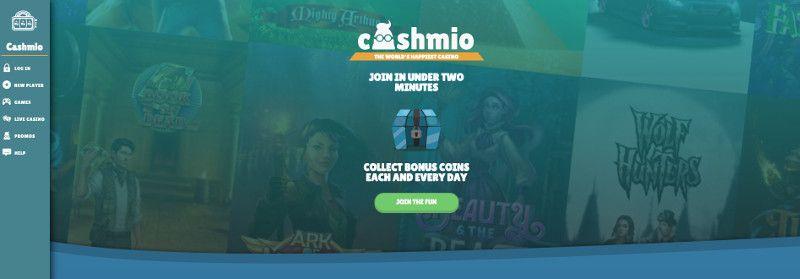 Cashmio screenshot