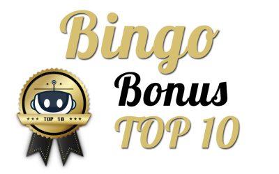 Top 10 bingo bonuses