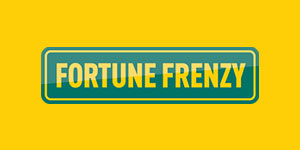 FORTUNE FRENZY GIVES 110 BONUS SPINS