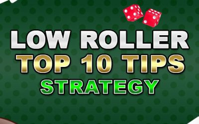 Casino.help guide – Optimal strategy and top 10 tips for lowrolling/playing with small bets on slots