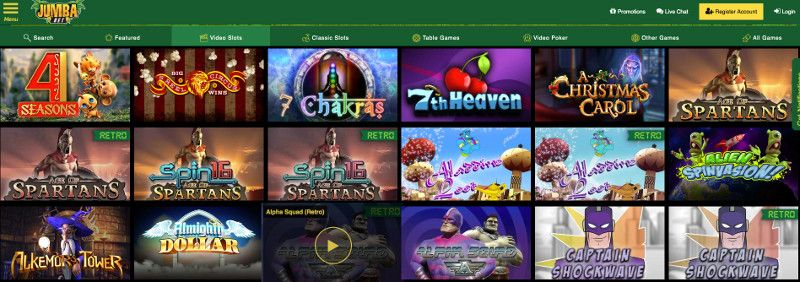 Jumba Bet Casino 2020 Bonuses Review Casino Help