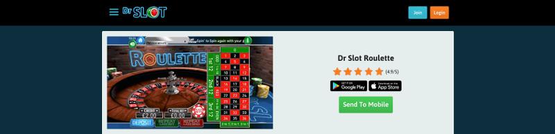 DR Slots 3d roulette