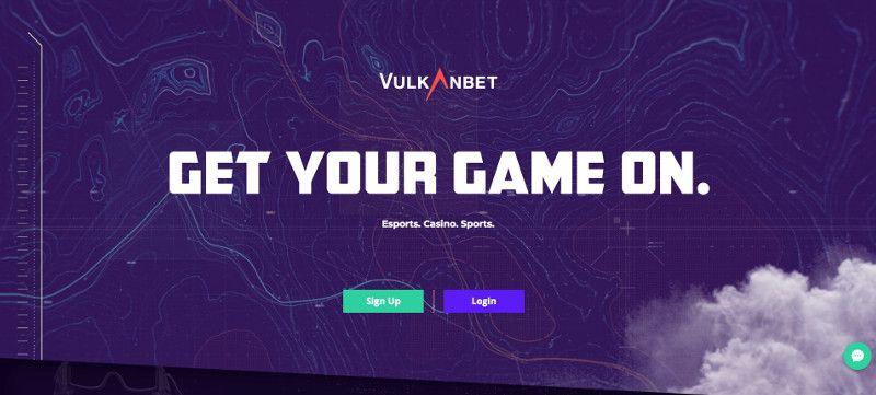 Vulkanbet screenshot