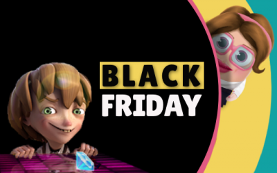 BLACK FRIDAY BONUSES FROM CASHMIO
