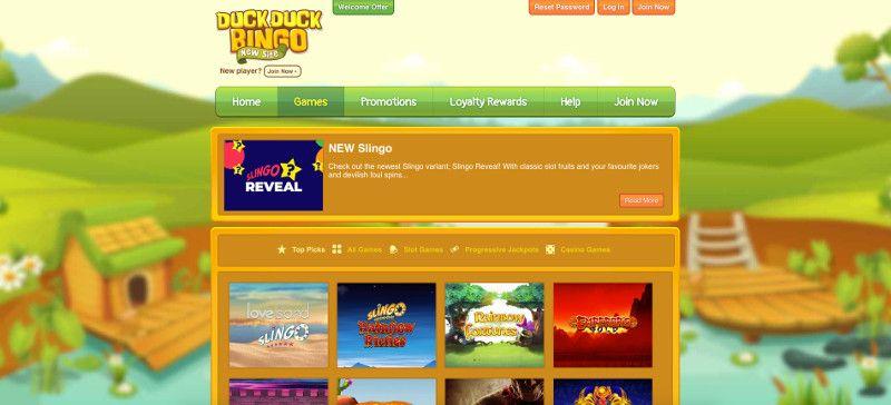 Duck Duck Bingo screenshot