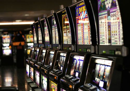 Las Vegas slot machines