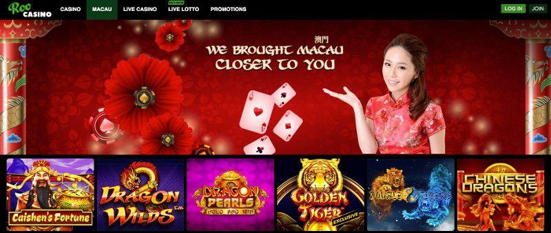 Macau at ROO casino