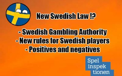 Swedens new gambling license and it's effects