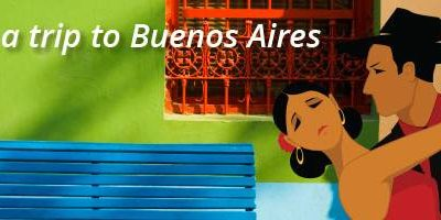 Win a trip to Buenos Aires at social Casino Chanz!