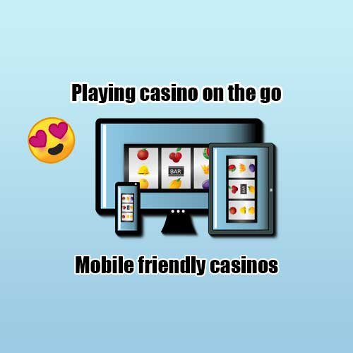 Gambling – casino on the go