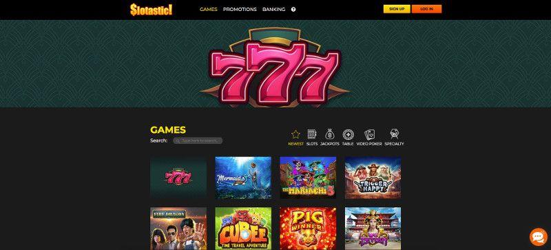 Slotastic Casino 2020 Bonuses Review Casino Help