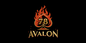 78 bonus spins on Avalon II, 1st deposit bonus