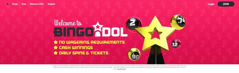 Bingo Idol screenshot