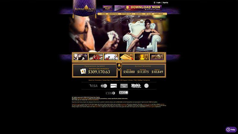 royalace lobby screenshot