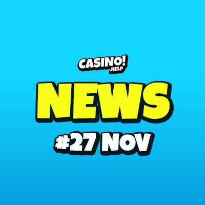 Casino.help daily news 2019-11-27
