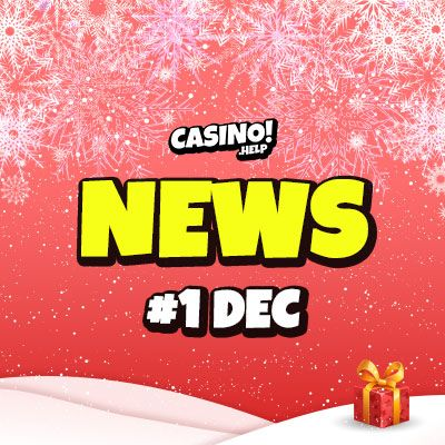 Casino.help daily news 2019-12-01