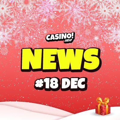 Christmas Calendar Free Spins No Deposit Bonuses 18 December 2019