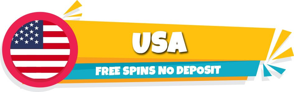 USA free spins no deposit
