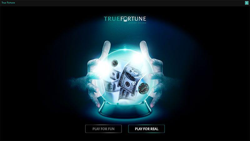 true fortune lobby screenshot