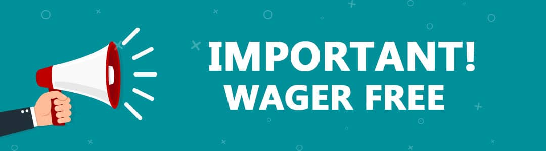 wager free important