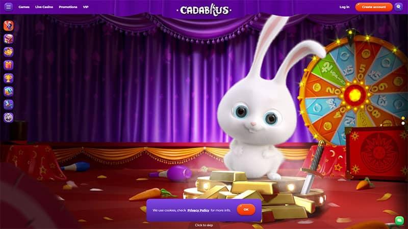 cadabrus lobby screenshot
