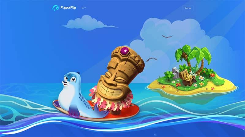 flipperflip lobby screenshot