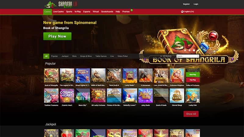 shangri la lobby screenshot