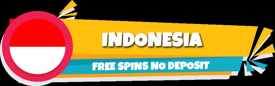 free spins no deposit indonesia