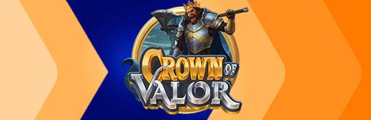 cronw of valor