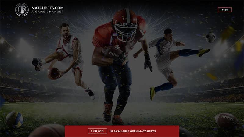 matchbets lobby screenshot