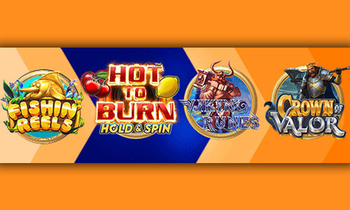 new slot releases in march betsson