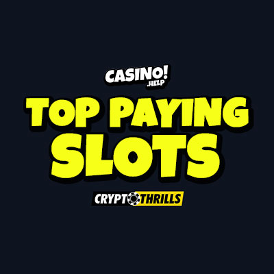 Top Paying Slots - February 2021