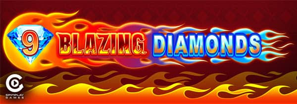 blazing diamonds