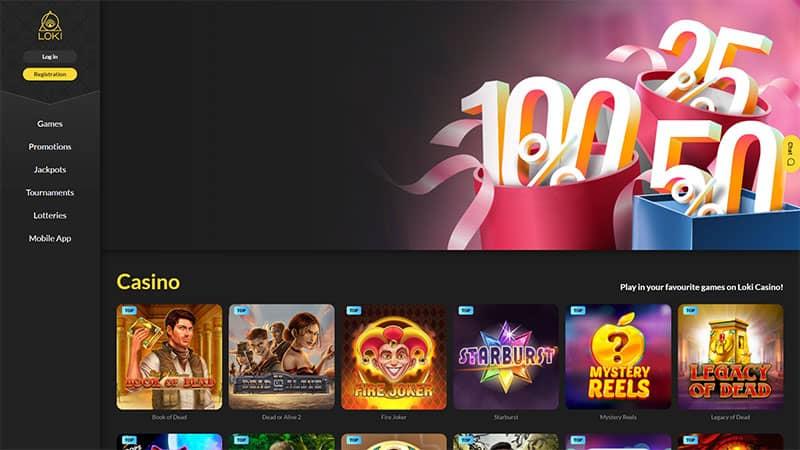 loki lobby screenshot