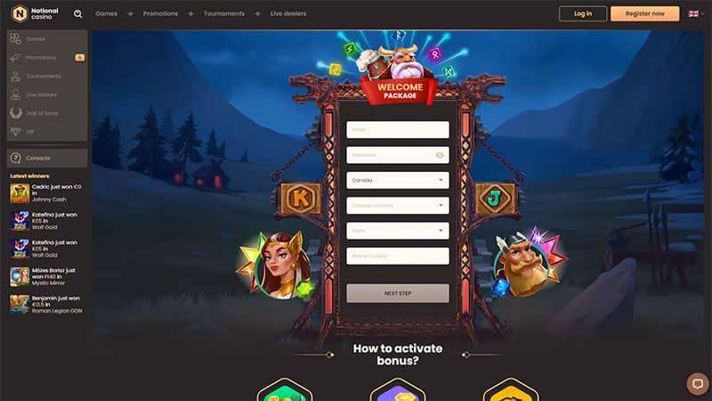 national casino lobby screenshot