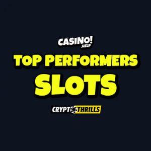 top performers slots