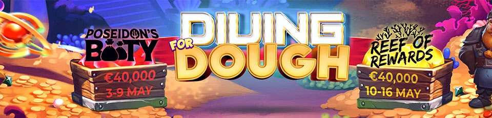 diving for dough betzest