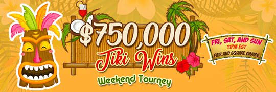 tiki wins weekend tourney