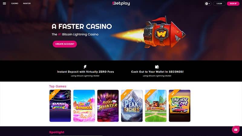 betplay lobby screenshot