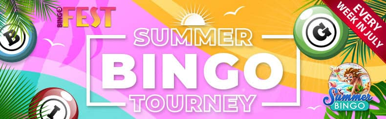 bingo fest summer bingo tourney