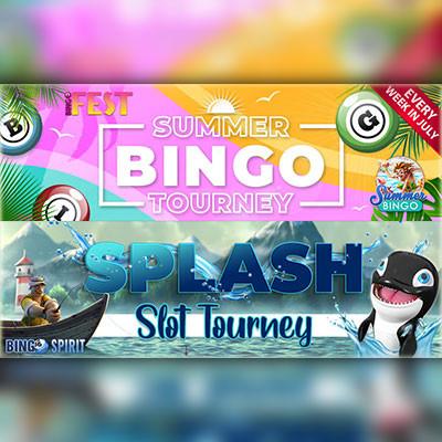 bingofest and bingospirit july tourney