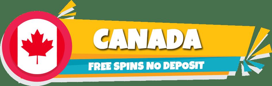 canada free spins no deposit