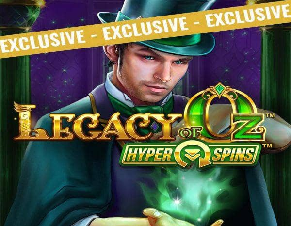 exclusive game legacy of oz