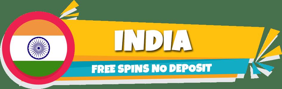 india free spins no deposit