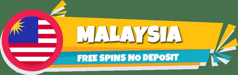 malaysia free spins no deposit